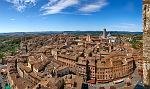 slides/IMG_4499P.jpg Italy, Tuscany, Siena, village, medieval, architecture, square, piazza, campo, tower, del mangia, palazzo, pubblico, history, sky, cloud, panorama, HDR IVC12 - Siena from Torre del Mangia - Tuscany - Italy